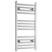 Aura Straight Towel Rail Chrome 1150mm x 500mm