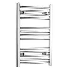 Curved Towel Rail 1150mm x 600mm Chrome