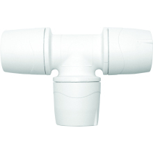 Polymax 22mm Equal Tee