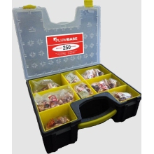 250 Endfeed Fittings Pack inc. Organiser Box