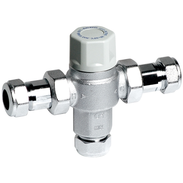 Thermostatic Mixing Valve: Altecnic Thermostatic Mixing Valve 15mm