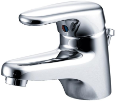Armitage Shanks Sandringham Single Lever One Taphole Basin Mixer With Pop-Up Waste Chrome Lever