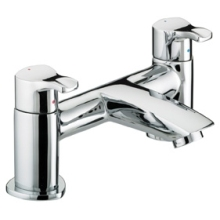 Bristan Capri Bath Filler Chrome