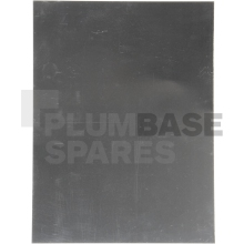 CLOSURE PLATE GAS FIRE 24 X 18