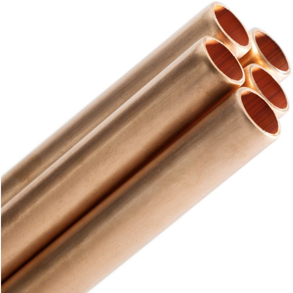copper tube table x 3m length 22mm