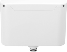 Dudley Miniflo Concealed Cistern Single Flush Side Inlet