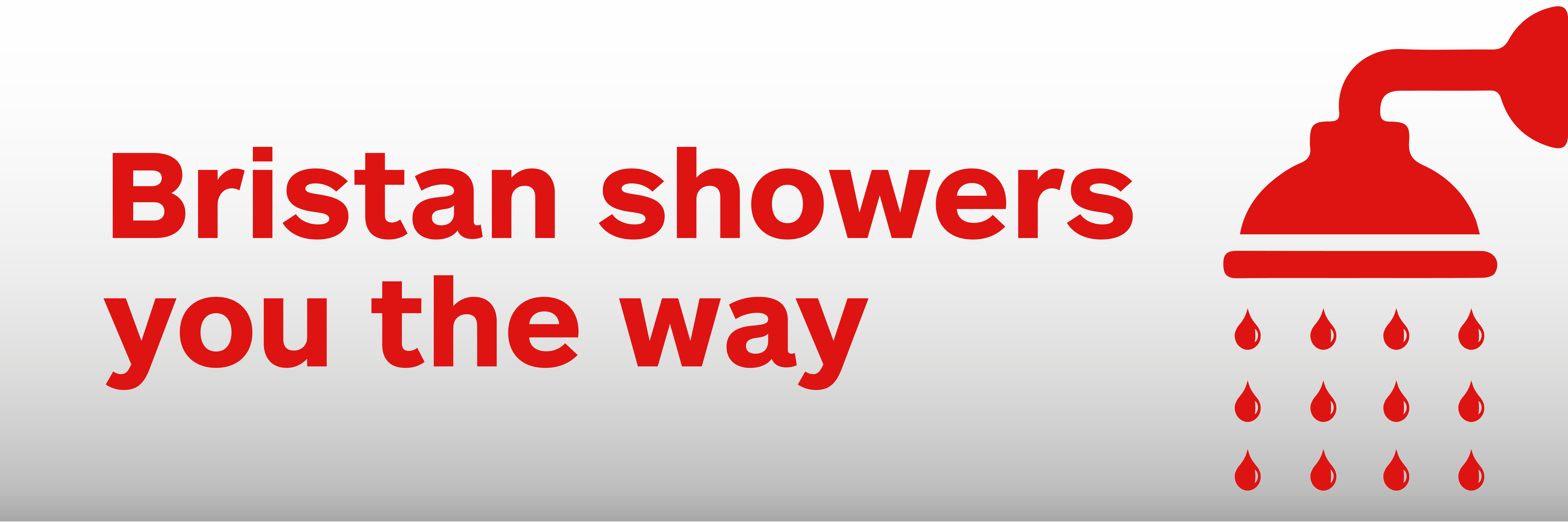 Bristan showers you the way
