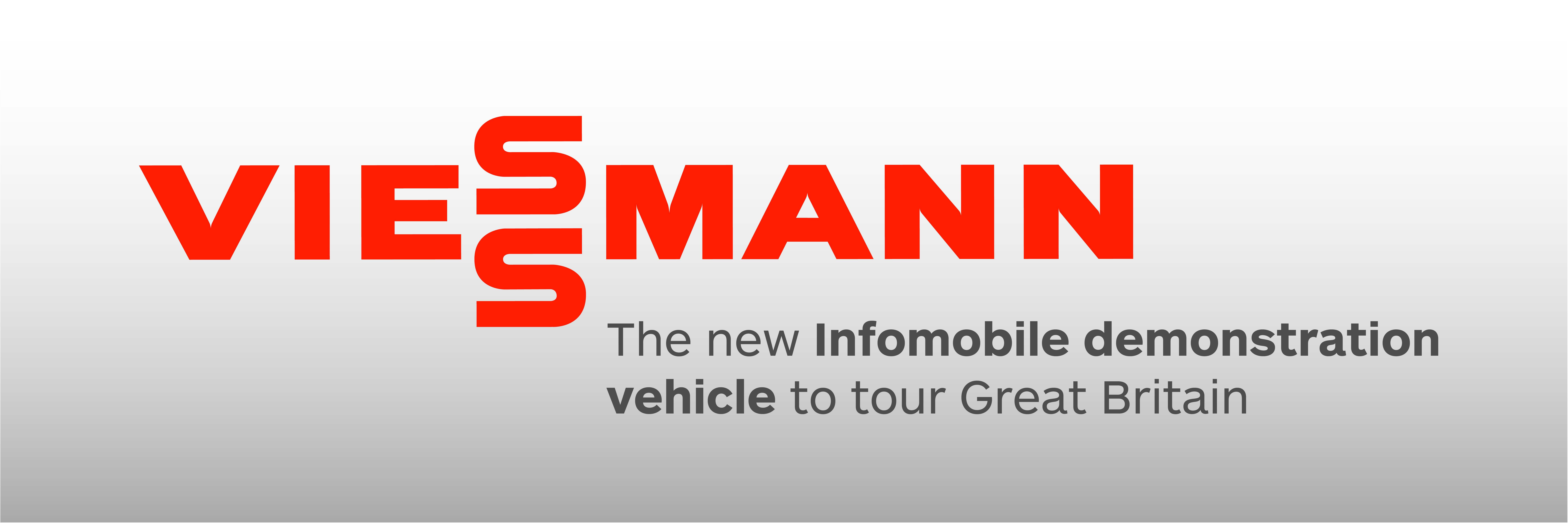 Viessmann infomobile demonstration vehicle to tour Great Britain