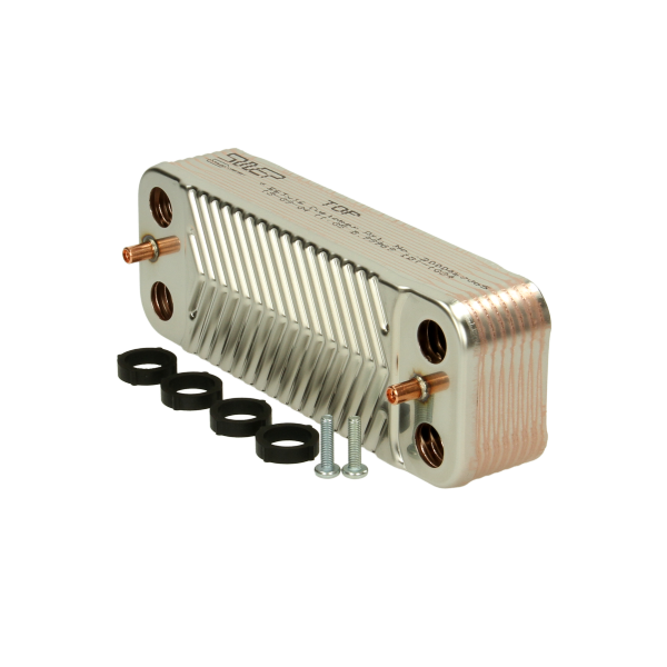 Glow-Worm Plate to Plate Heat Exchanger