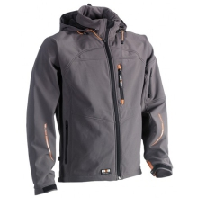 Herock Experts Poseidon Soft Shell Jacket Grey L