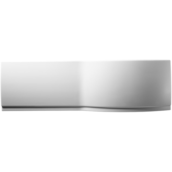 ideal standard alto shower bath 1700mm front panel white