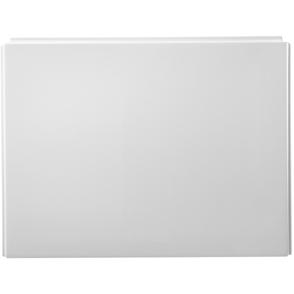 ideal standard alto shower bath end panel 700mm white