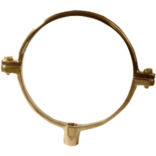 Brass Rings & Clips