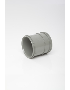 Polypipe air admittance valve 82mm grey for 82mm soil pipe