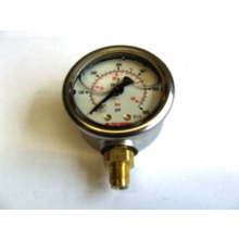 Press Gauge 0-600Psi Oil Filled Prf-166