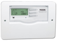 Resol DeltaSol AL-E Controller with Direct Immersion Heater Control Relay