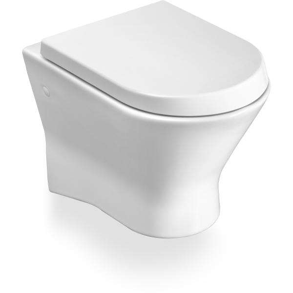 roca nexo wall hung toilet pan white. Black Bedroom Furniture Sets. Home Design Ideas