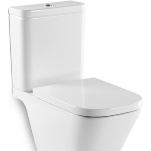 roca the gap close coupled wc cistern with horizontal outlet. Black Bedroom Furniture Sets. Home Design Ideas