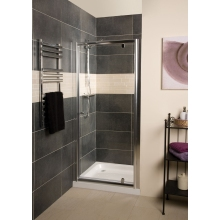 Roman Haven Pivot Door 900mm