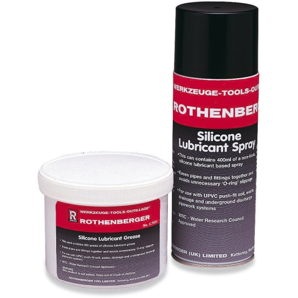 Rothenberger Silicone Grease Tub