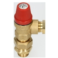 Safety Valve 2.5 Bar (External) MPCBS47