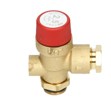 Safety Valve 2.5 Bar (Internal) MPCBS50