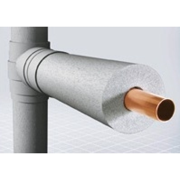Tubolit pipe insulation 15mm x 25mm 2m length for Insulation for copper heating pipes