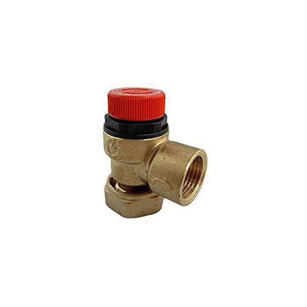 Altecnic 6 Bar Pressure Relief A311501CST