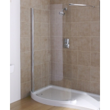 Mira Beam Alcove Walk-In Shower Enclosure - 1400mm