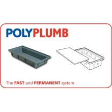 Polyplumb Junction Box Grey