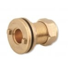 Flanged Tank Connector 15mm