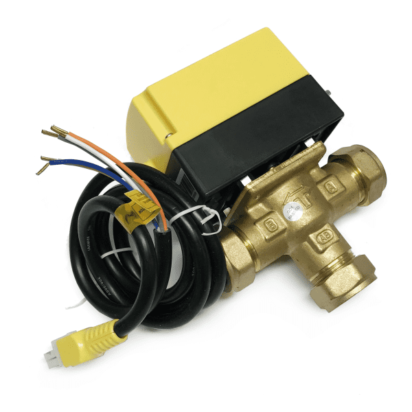 22mm 3 Port Motorised Valve B322D