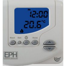 230v Digital Programmable Room Thermostat CDTP