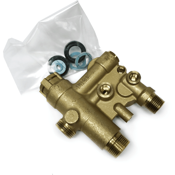 3 Way Valve Without Bypass