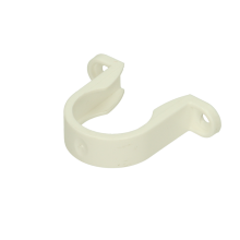 Polypipe Waste Push Fit Pipe Clip 32mm White