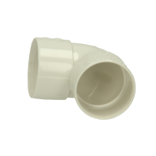 Polypipe Solvent Waste Knuckle Bend ABS 32mm x 90° White