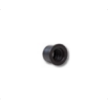 Polypipe ABS Overflow Rubber Reducer Black 40 - 21.5mm