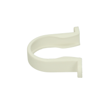 Polypipe Waste Push Fit Pipe Clip 40mm White