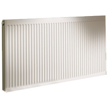 QRL Warmastyle Radiator White Double Panel Plus 500mm x 500mm