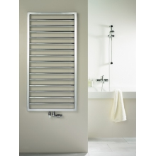 Subway Chrome Towel Warmer 613 x 450mm