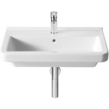 Dama-N Wall Hung Basin Unit 650 1 Taphole