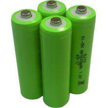 AA NiMH 1.2V Rechargeable Batteries for Pro Printer (Pack 4)
