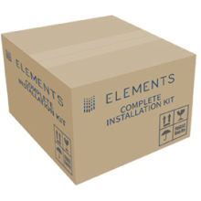 Abacus Elements Linear 300 Tray Install Kit
