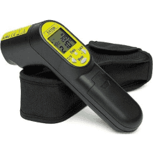 AIRG Infrared Thermometer With Laser