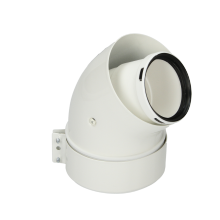 Alpha CD 45 Flue Bend 6.2000545
