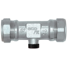 Altecnic 28mm CxC Double Check Valve DZR Body