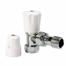 Altecnic 10mm Angled Eclipse Manual Radiator Valve
