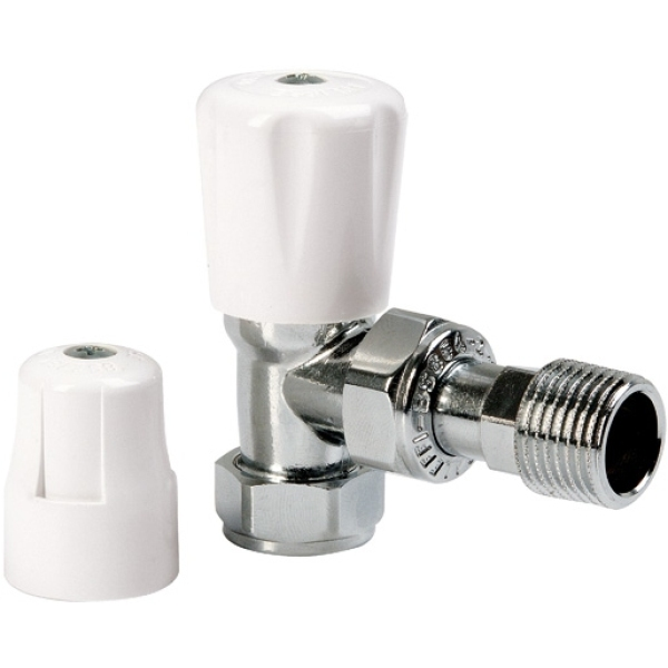 Altecnic Eclipse Radiator Valve Angled 15mm