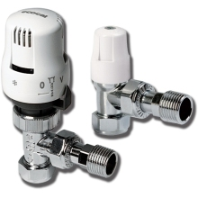 Altecnic Ecocal 15mm Anled Radiator Valve