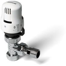Altecnic Ecocal 10mm Angled Thermostatic Radiator Valve